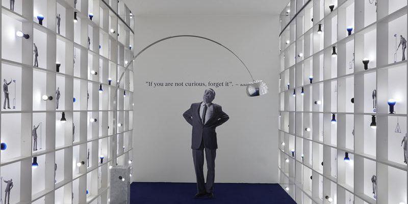 Achille Castiglioni's 100th birth anniversary celebrate...