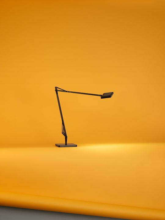 Size matters.  Discover Kelvin Edge by Antonio Citterio...