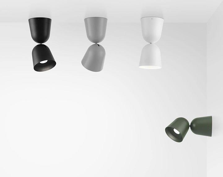 Convex spotlight - Zero lighting  mais informações em w...