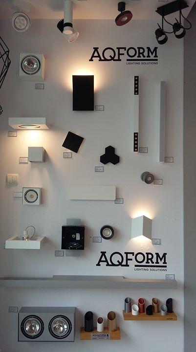 Przedstawiamy naszą nową ekspozycję firmy AQForm (wcześ...