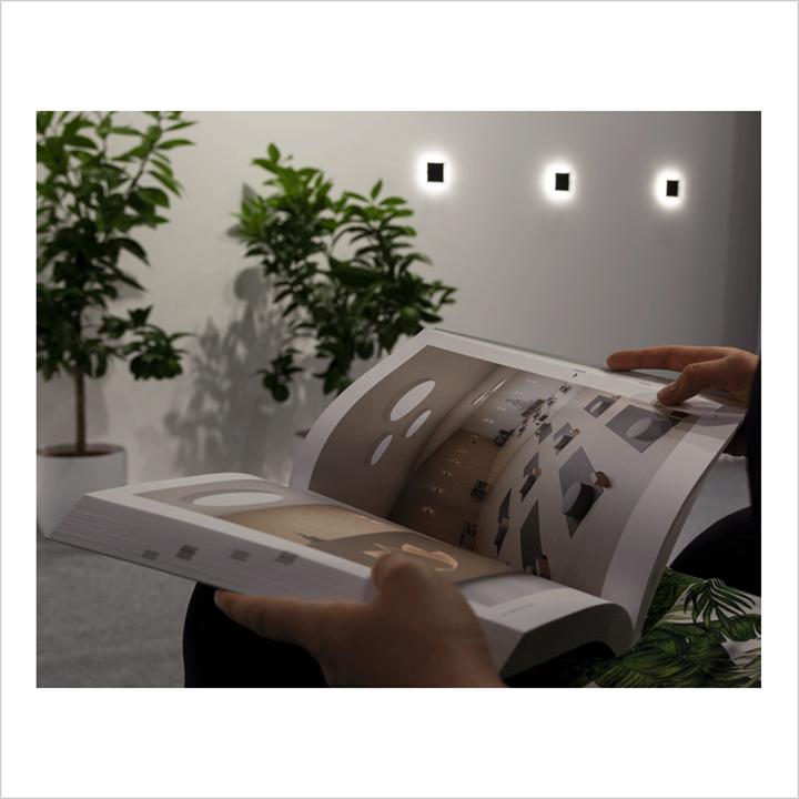 Nasz najnowszy katalog pokazuje jak światło jak kształt...