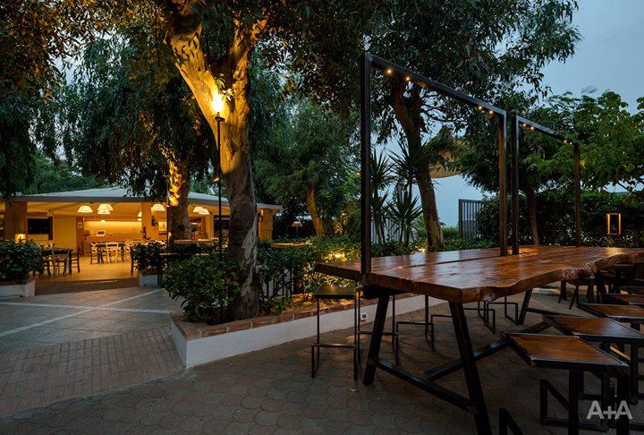 Progetto illuminotecnico e fornitura per La Malteria da...