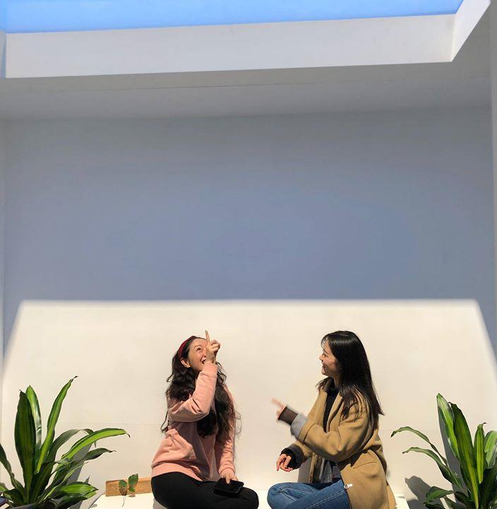 """We took the Sun in Shanghai!"" #DesignShanghai  Until t..."