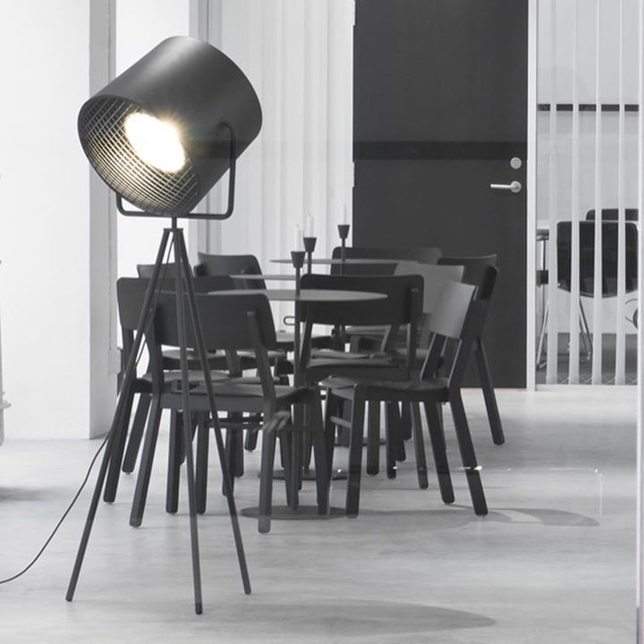 LAST floor lamp was designed 2007 by @mattiasstahlbom ....