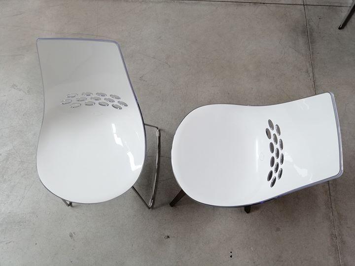 Cadeira Jam, qual o pé que prefere?!?