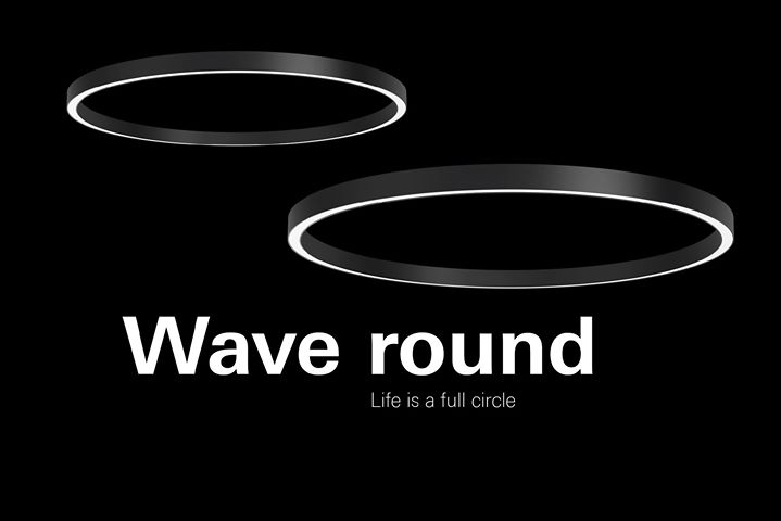 (PRODUCT) WAVE ROUND may look all glitz and glam but it...